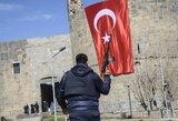 Kurdai ginklų nesudeda: skelbia atrėmę Turkijos sausumos ataką