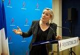 """""""Putiniška"""" staigmena Prancūzijos savivaldos rinkimuose"""