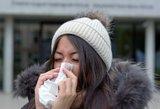 Galas gripo epidemijai – atšaukia paskutinės savivaldybės