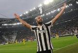 """""""Juventus"""" ir toliau neklumpa"""