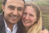 Romanas su pabėgėliu: ji tiki juo, meile ir niekuo daugiau