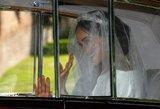 Svajonių nuotaka: Meghan Markle suknelė paliks be žado