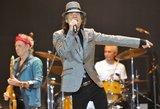 """""""Rolling Stones"""" planuoja ypatingą koncertą: tai bus istorinis įvykis"""