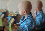 Vėžiu serganti dvimetė neturėjo net vandens: tai, ką padarė lietuviai, spaudžia ašarą