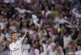 """Nuostabus Cristiano Ronaldo atvedė """"Real"""" į pusfinalį"""