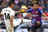 """Neramumai Ispanijoje: paaiškėjo """"El Clasico"""" rungtynių likimas"""