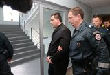 Sprogimu prie Prezidentūros grasinęs vyras turi būti laikomas suimtas