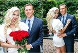 I. ir A. Stumbrų šeima švenčia 14-ąsias vestuvių metines: atvirai prabilo apie santykius