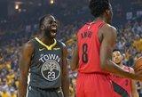 """NBA finalai: LeBrono neliko, bet """"Warriors"""" kelyje – kaip niekad daug kliūčių"""