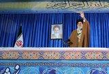 Iranas paskelbė, ko nori po JAV akibrokšto