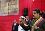 Venesueloje – pasaulį neramininti šventė
