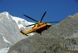 Šveicarijos Alpėse nuslinkus lavinai, dingo keturi žmonės