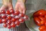 Taip pomidorus išsaugosite visus metus: pravers ši gudrybė