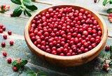 Šios uogos – stebuklinga gamtos dovana: valgykite į sveikatą