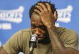"""""""Rockets"""" pergalė neišgelbėjo Patricko Beverley nuo ašarų"""