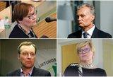 Kandidatų į prezidentus vizijos: papasakojo, kaip tobulintų šalį