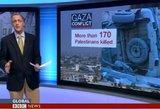Vakarų TV kanalų abejingumas Ukrainai – pavojus Lietuvai