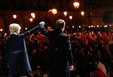 Pirmosios Prancūzijos ponios istorija: iš mokyklos į prezidentūrą