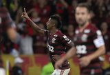 Futbolo rungtynėse Brazilijoje – naujas greičio rekordas