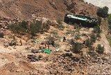 Tragedija Peru: nuo skardžio nulėkus autobusui žuvo dešimtys