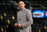 Artūras Karnišovas NBA lygoje pakilo iki Lietuvai dar nematytų aukštumų