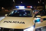 Policija sukelta ant kojų: Klaipėdoje prekybos centro saugos darbuotojas vėl tapo taikiniu