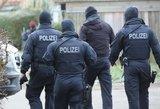 """Vokietijos policija tiria gruzino """"egzekuciją"""" viename Berlyno parke"""