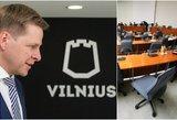 Byra Vilniaus savivaldybės valdančiųjų koalicija: liberalai derasi su naujais partneriais