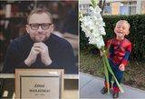 """Iš netikėtai mirusio dizainerio našlės – ašarų kupini žodžiai: """"Hariukas paprašė nuotrauką nusiųsti tėčiui"""""""
