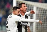 """Turino """"Juventus"""" ir toliau neklumpa Italijos pirmenybėse"""