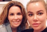 Neįtikėtinas Kardashian poelgis socialiniame tinkle: neatlaikė piktų komentarų