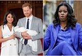 Markle gavo vertingų patarimų iš Obamos: atskleidė, kokia iš tiesų yra motinystė
