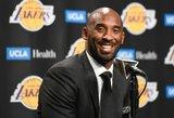 2019 metų pasaulio krepšinio čempionato ambasadoriumi tapo Bryantas