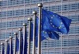 """ES galvos susitikime nagrinės """"Brexit"""", migraciją ir įtampą"""