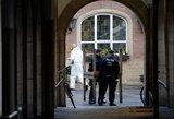 Vokietijoje suimti keturi įtariami IS nariai