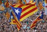 Katalonijos lyderis Briuselyje surengs spaudos konferenciją