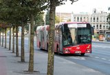 Sekmadienį – nemokamas viešasis transportas Vilniuje ir Kaune