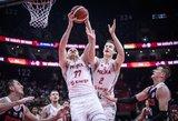 Pasaulio čempionate Lenkijos pergalė prieš rusus