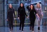"""K. Ivanova grįžta į sceną su merginų pop grupe """"MAGNIT"""""""