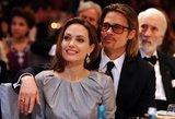"B. Pitto ir A. Jolie vestuvėse koncertuos ""Kings Of Leon""?"