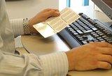 Bankų kodų kortelių dienos suskaičiuotos, o jas dar naudoja dešimtys tūkstančių žmonių