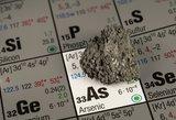 Plinta panika: arseno aptikta ir dar viename telkinyje
