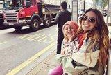 Žinoma dainininkė žuvo tragiškos avarijos metu: 6-metė liko be mamos