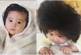 """6 mėnesių kūdikis tapo """"Instagram"""" garsenybe: priežastis – itin keista"""