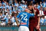 """""""Torino"""" padėjo """"Juventus"""" – dar labiau priartino prie titulo"""