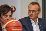 Romualdas Brazauskas: Klaipėda nusipelno ypatingo krepšinio renginio