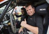 10-ame Dakaro ralio etape sublizgėjęs Antanas Juknevičius įšoko į Top-20