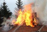 Rusijoje degė daugiabutis: žuvo 5 vaikai