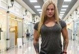 Renata Marcinkutė apie kūno fitnesą: čia reikia daug ir ilgai arti!