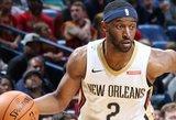 Rungtynių metu NBA krepšininkas sulaukė netikėtos staigmenos iš priešininkų sirgaliaus